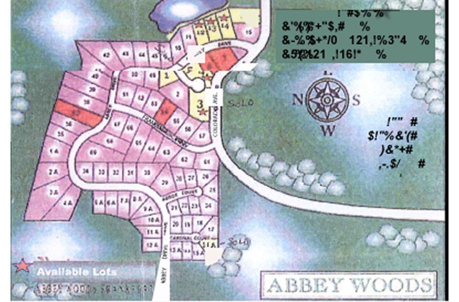 Abbey Woods O Malley Builders